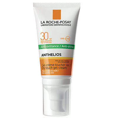 La Roche Posay Anthelios Gel Creme Dry Touch Met Parfum SPF30