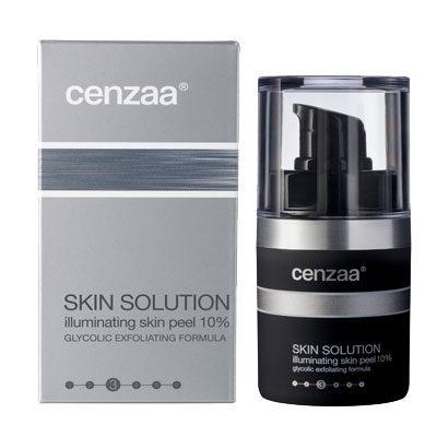 Cenzaa Illuminating-Skin-Peel-10%