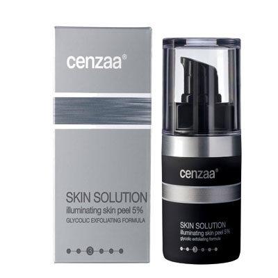 Cenzaa Iluminating-Skin-Peel 5%